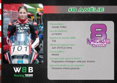 #8 AMELIE