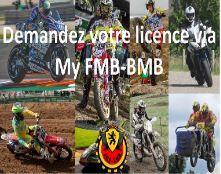 Licence FMB-BMB